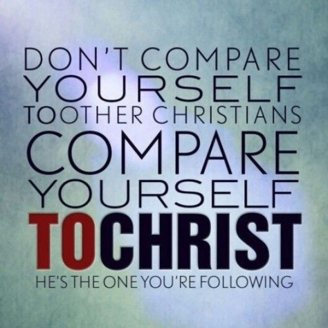 Comparisons are Dangerous for Christians