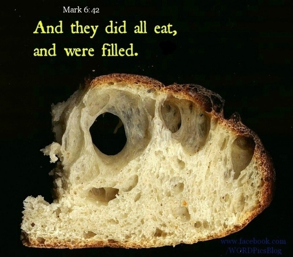 Don't Eat Stale Manna get Fresh Bread Everyday in his Presence!-Exodus 16